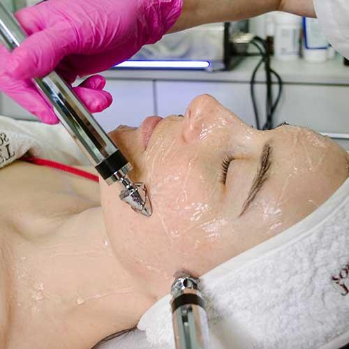 Фото процедуры микротоковая терапия в Софиевской Борщаговке