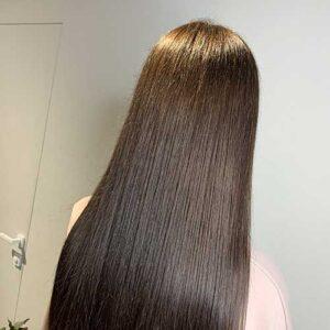Фото услуги однотонного окрашивания волос в Софиевской Борщаговке