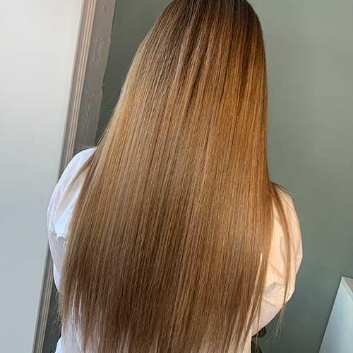 Фото услуги сложного окрашивания волос airtouch в Софиевской Борщаговке